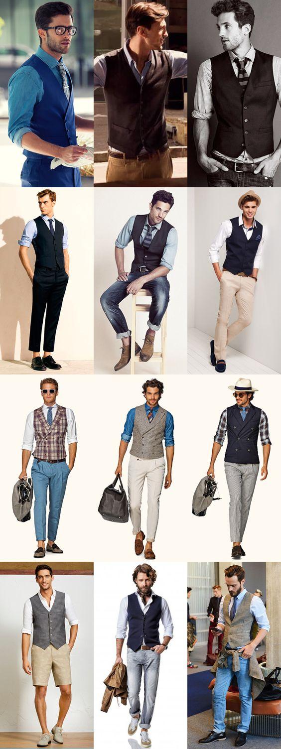 メンズのベスト着こなし50選|シンプルから驚きのコーデまで一挙紹介