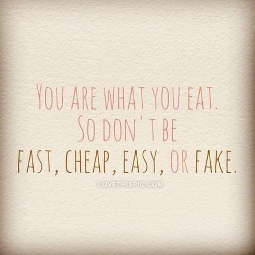 You are what you eat exercise eat right exercise quote be healthy motivational quote eat healthy #Health#Healthy food#