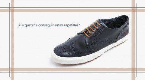 ¿Te gustaría conseguir estas zapatillas?