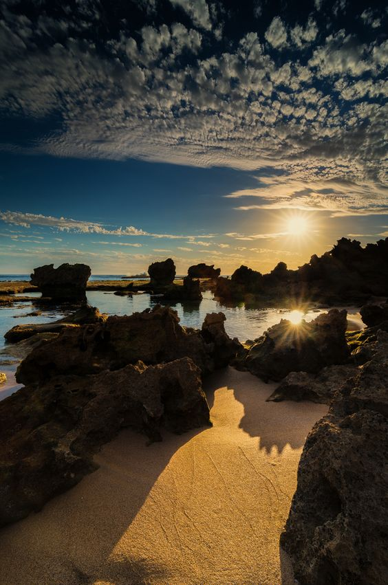 The Crags - Port Fairy, Victoria by ©Aaron Toulmin, via 500px  [Please keep photo credit and original link if reusing or repinning. Thanks!]