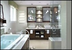 Ultimate master bathroom