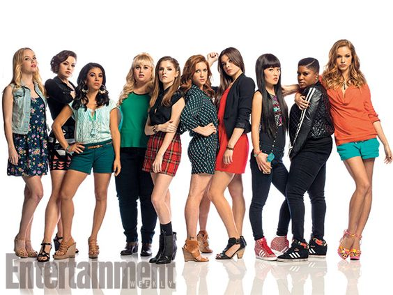 'Pitch Perfect 2' First Look: 10 Photos From the Movie and On the Set | Photo 6 of 11 | EW.com