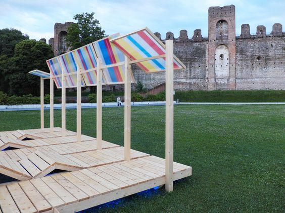 A-Way, installation by Architettando, 2014, courtesy Architettando | Associazione Culturale