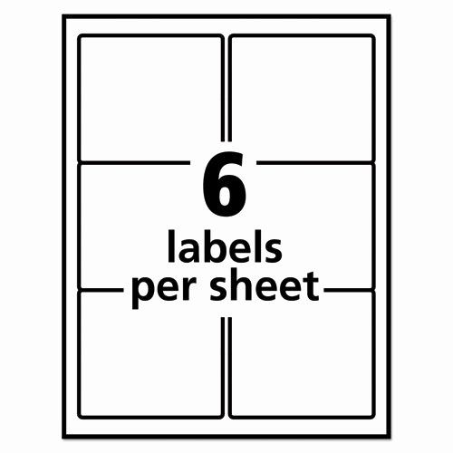 Staples Labels Templates Fresh Ave6464 Avery Removable Multi Use Labels Zuma Label Templates Address Label Template Labels