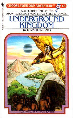 Underground Kingdom (Choose Your Own Adventure) by Edward... https://www.amazon.co.uk/dp/0553232924/ref=cm_sw_r_pi_dp_x_OKuYxbXYZW7PD