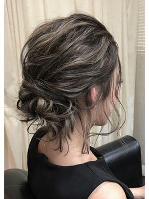 結婚式お呼ばれにオーダーしたい 華やかなショートヘアアレンジ9選