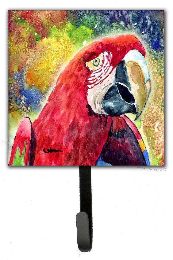 Parrot Wall Hook