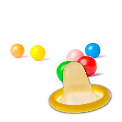 #bubblecum #kondome  #condom #aromakondom #kaugummi