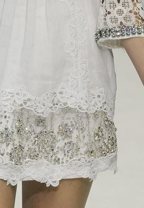 Dolce and Gabbana's Spring 2011 collection