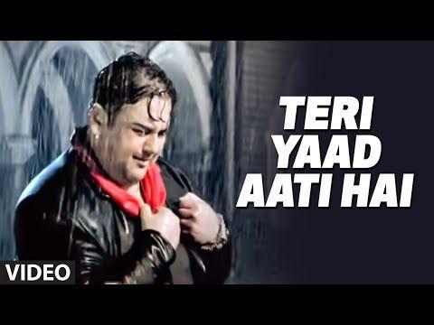 Teri Yaad Official Video Song Kisi Din Adnan Sami Khan Youtube Lagu Youtube Video