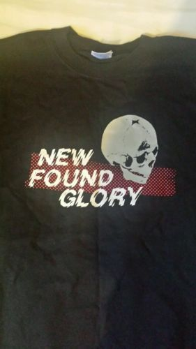 New found #glory t shirt medium #blink 182 pop punk emo fall out boy new #cheap,  View more on the LINK: 	http://www.zeppy.io/product/gb/2/142092231591/