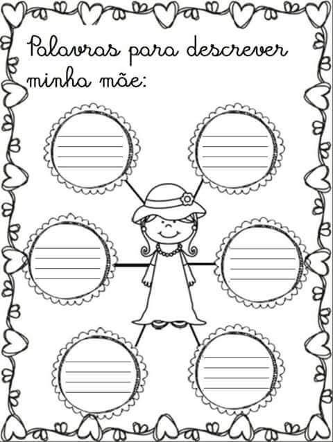 Pin De Fabiana Costa Ramos Em Escola Com Imagens Atividades Do
