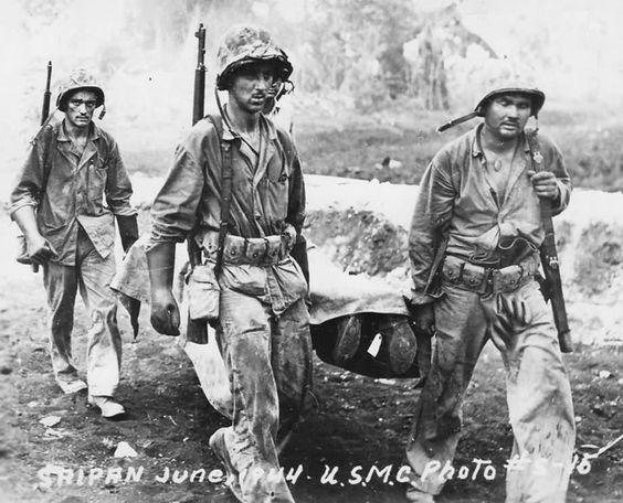 Saipan, 1944.