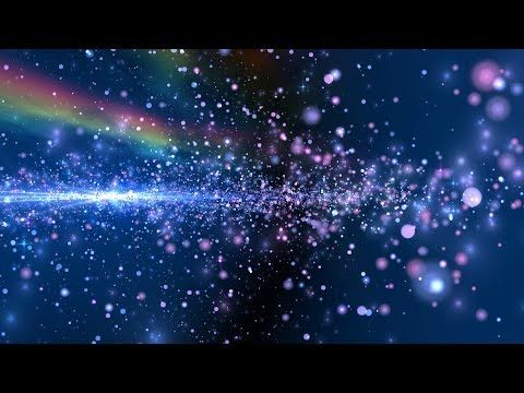 4k 10 00min Rainbow Galaxy Relaxing Colorful Moving