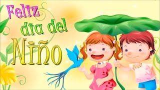 Dia del Niño: Frases con Amor en Imágenes Bonitas y Graciosas para Celebrar http://blgs.co/20n2k0