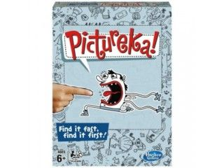 Hasbro Pictureka Board Game Was: £12.99   Now: £6.99 – YOU SAVE: £6.00 (46%) http://tidd.ly/6773cf08