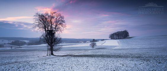 Winter Light by StefanHefele on deviantART