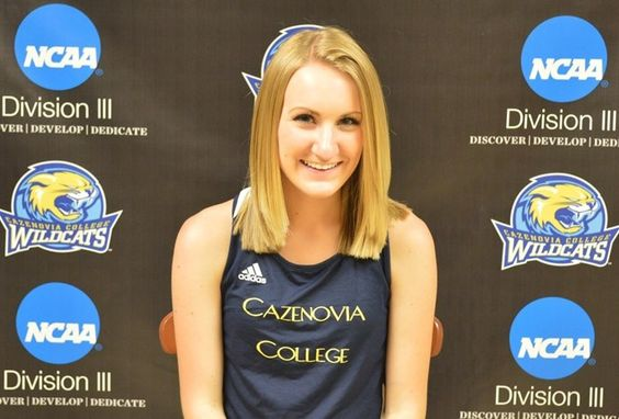 Sophomore Shelby McIntyre was named NEAC Women's Cross Country Runner of the Week for Sept. 8-14. Congrats Shelby!