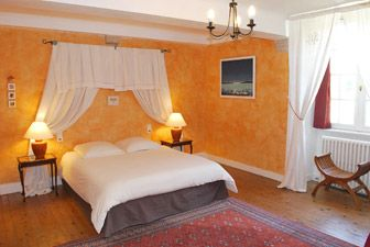 Bed and Breakfast B&B in saint-martin-de-varreville in Normandy France