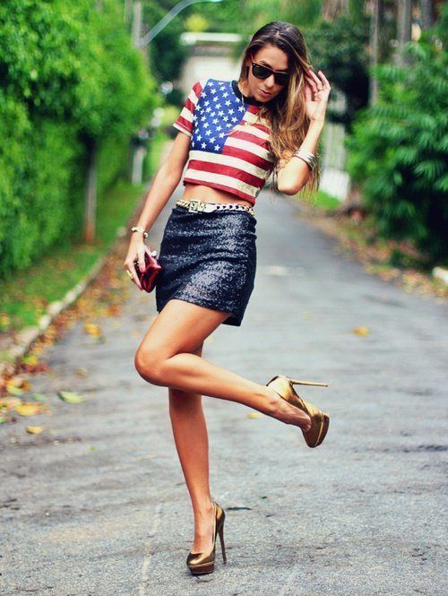 4th Of July Outfit 38 Ideas What To Wear On 4th July 2020 Fashion 4th Of July Outfits Outfits