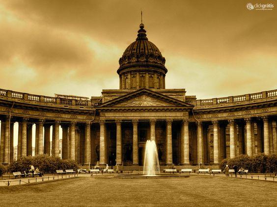 Área na Rússia