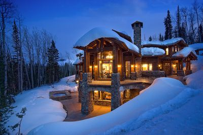Collection Of Utah 39 S Most Luxurious Private Ski Homes