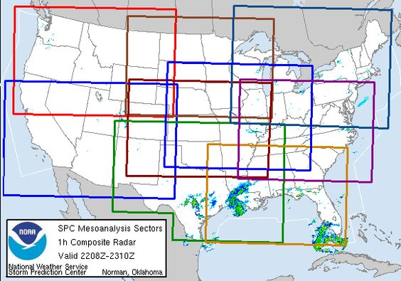 NOAA Storm Prediction Center