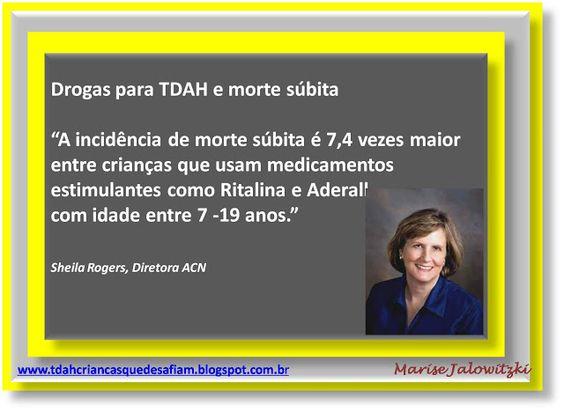 TDAH Crianças que Desafiam: Drogas para TDAH, psicopatas artificiais e morte s...