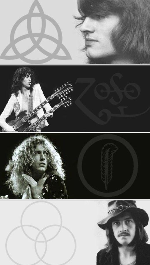 http://custard-pie.com/ Led Zeppelin + Symbols