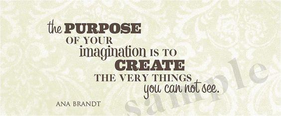 Motivated Mugs: Imagination