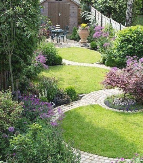 Garden Design With Astonishing Lanscape Design Ideas For Large Backyard Furnished Wi Large Yard Landscaping Small Backyard Landscaping Landscaping Around Trees