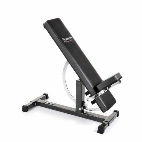 Super Bench Adjustable Utility Bench | Adjustable weight bench, At ...