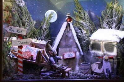 Abierto el plazo de inscripciones en el concurso de escaparates de Navidad - Manzanares.es