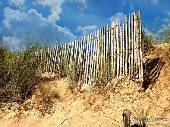 spiaggia di Normandia
