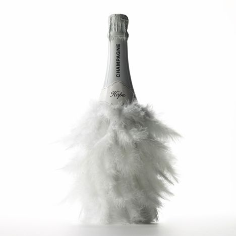 Fab champagne packaging