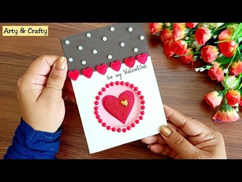 Valentines Day Cards Valentine Cards Handmade Easy Love Greeting Cards Latest Design Handmade Valentine Cards Handmade Valentine Day Cards Valentines Cards