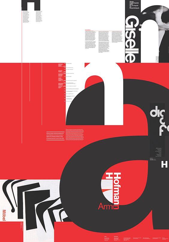 Armin hofmann poster modernist graphic design for Armin hofmann