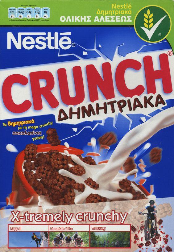 Crunch ©2009 Nestlé S. A. Greece