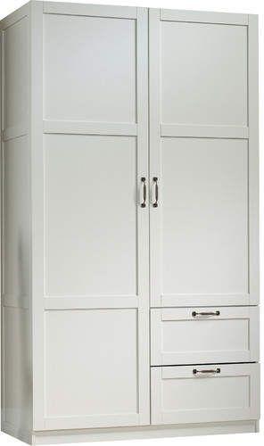 Breakwater Bay Elyse Wardrobe Armoire White Storage Cabinets Office Storage Cabinets Bedroom Closet Design