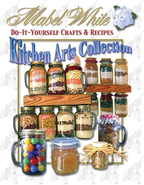 Kitchen Arts Collection: Gifts in Jars by Deborah Dolen available on Amazon and NOOK