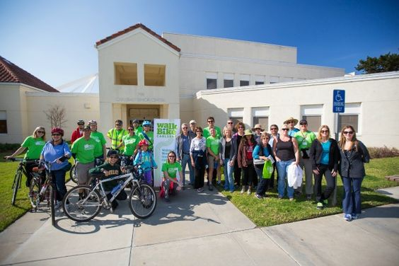 City of Carlsbad - Walk + Bike partnership  to promote walking and biking around Carlsbad, with special focus on downtown Village and surrounding areas. Grab a pair of Glaglas at CoolestShoesInCalifornia.com and get going!