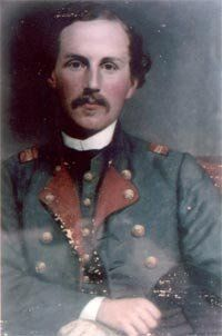 Moses Jacob Ezekiel a graduate of the Virginia Military Institute, was the first Jewish cadet to attend VMI, and was a highly decorated Confederate veteran of the American Civil War. He and other cadets from VMI marched 80 miles north from Lexington and fought at the 1864 Battle of New Market, where Ezekiel was wounded. Sculptor of the Confederate Memorial at Arlington.