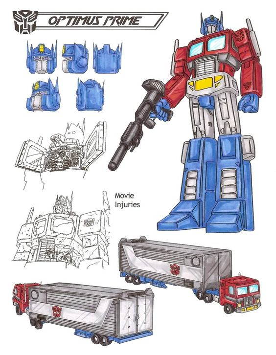 Transformers Generation 1 Cars And Human Characters Gta5 Mods