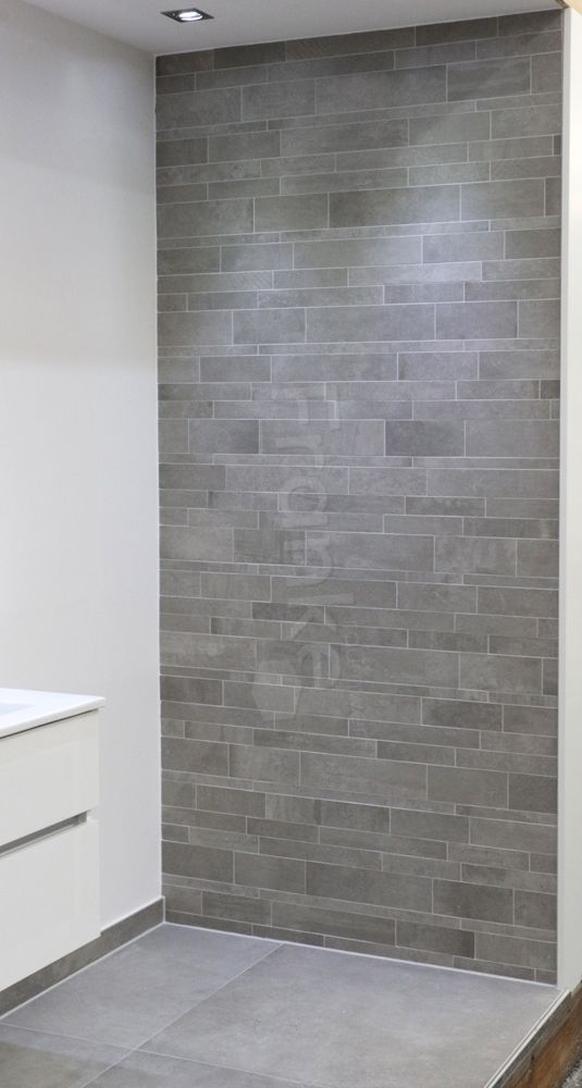 PrimeCollection BStone Dekor Muretto Grau 30x60 cm | Fliesen ...