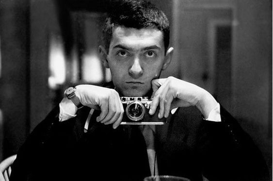 Stanley kubrick Self-Portraits