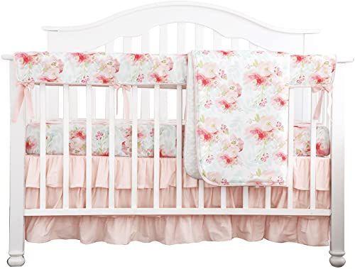 Girls Crib Bedding Dusty Pink Boho Changing Pad Cover Fitted Crib Sheet Tropical Nursery Baby Bedding Mini Crib Sheets