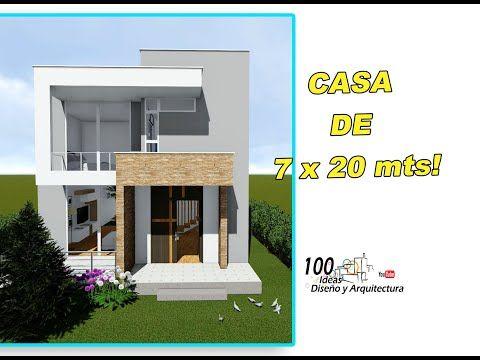 Planos De Casas Y Lofts Gratis Un Nuevo Modelo De Casa Muy Completo Y Moderno E Planos De Casas Hacer Planos De Casas Planos De Casas Prefabricadas