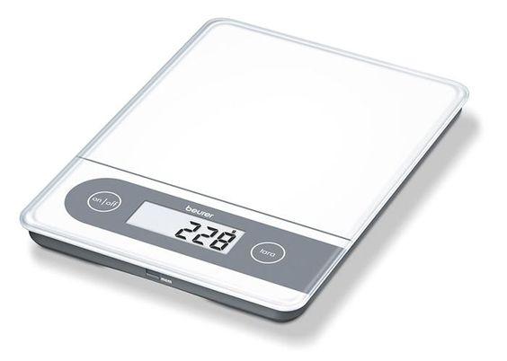 Marca: Beurer (alemana) Modelo: KS59   Pantalla LCD de gran tamaño (8 x 3…