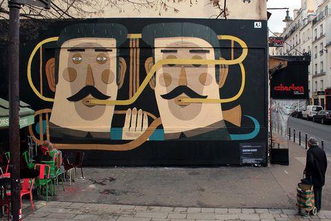 Agostino Lacurci #streetart #art