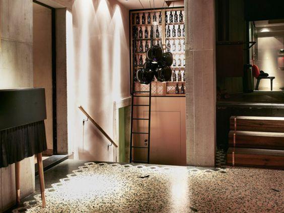 As Aperitivo by Nika Zupanc   Ljubljana, Slovenia.   Yellowtrace — Interior Design, Architecture, Art, Photography, Lifestyle & Design Culture Blog.Yellowtrace — Interior Design, Architecture, Art, Photography, Lifestyle & Design Culture Blog.